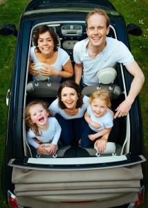Sommerurlaub – auf Tour mit dem perfekten Familienauto