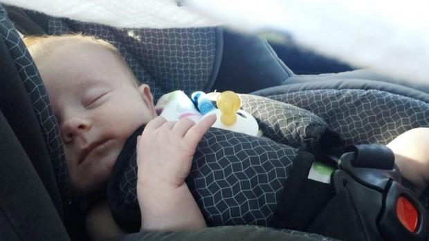 Künftig dürfen Babys bis 15 Monate nur noch in rückwärts montierten Autositzen mitfahren