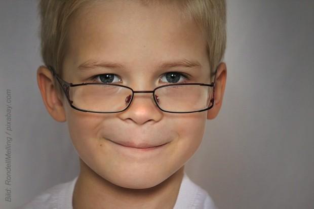 Ratgeber: Die richtige Brille für mein Kind
