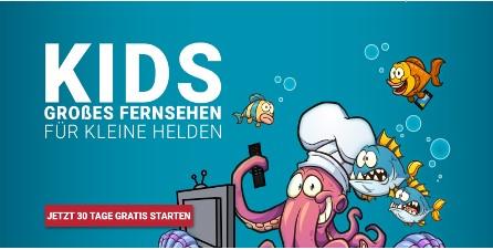 Sicherer Fernsehspaß für Kinder mit Save.TV KIDS