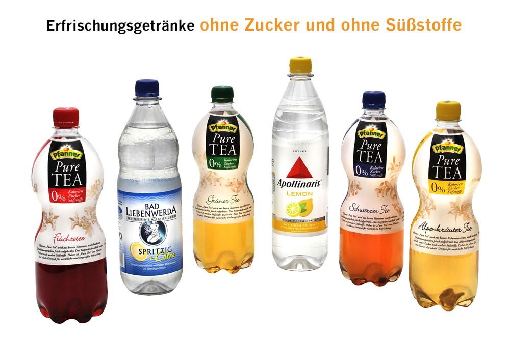 foodwatch-Marktstudie: Mehr als jedes zweite Erfrischungsgetränk ...
