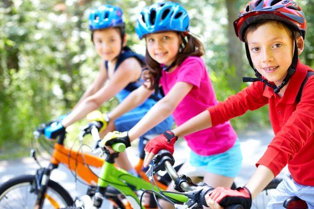 Die meisten Schulwegunfälle passieren mit dem Rad
