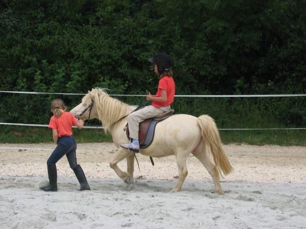 Reiten für Kinder - ein Spaß mit hohem Risiko