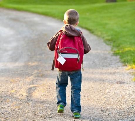 Vom Schulranzen zum Schulrucksack