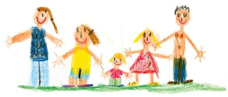 Familie: Das Leben mit Kindern ist turbulent. Gut, wenn die Eltern ihre Rechte und Pflichten kennen.