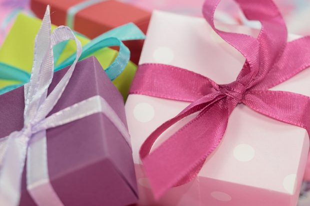 Der Klassiker - das Geschenkpapier