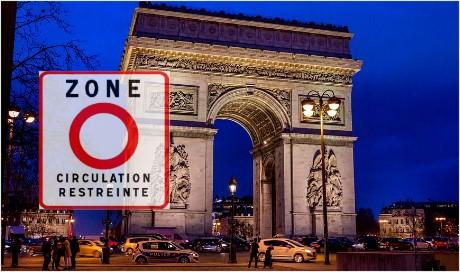 Urlauber aufgepasst: Umweltmaut in Paris und London