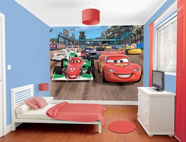 Cars Fototapete