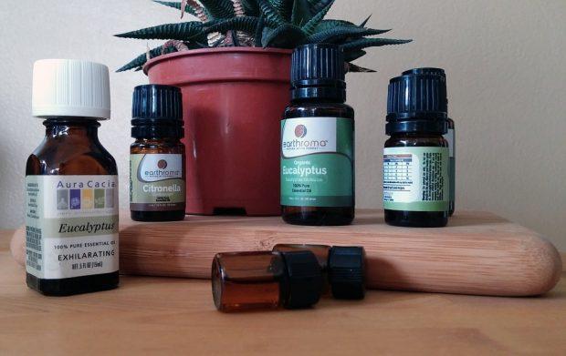 Ätherische Öle als Unterstützung im Alltag
