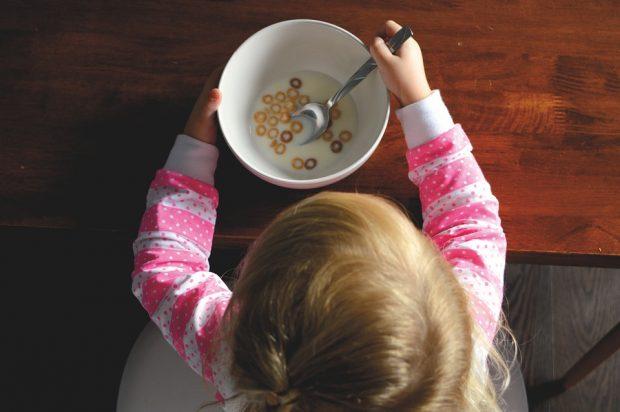Kinder nicht mit Essen trösten