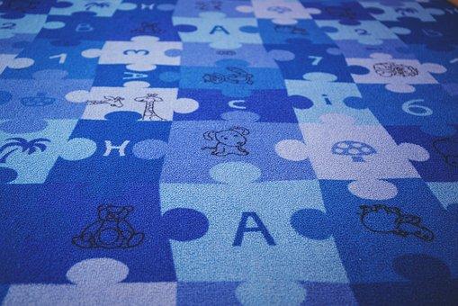 Teppich für das Kinderzimmer - Pflegeleichte Modelle mit ansprechenden Motiven