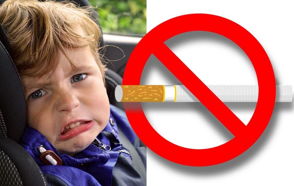 Kinder schützen: Rauchverbot in Autos gefordert