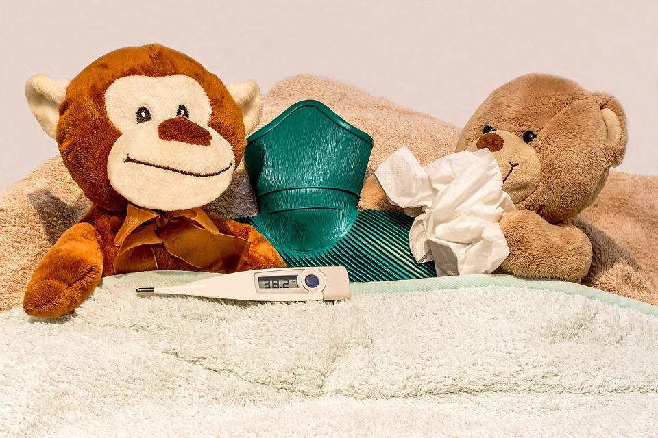 Erkältungssymptome am besten gezielt behandeln