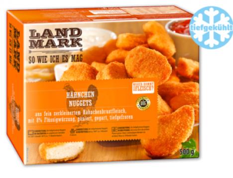 Hersteller ruft Hähnchen-Nuggets zurück