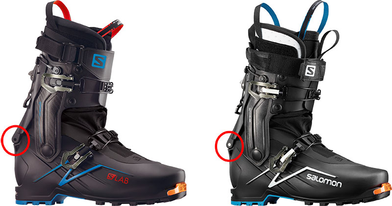 Rückruf: Salomon ruft X-ALP Skischuhe zurück