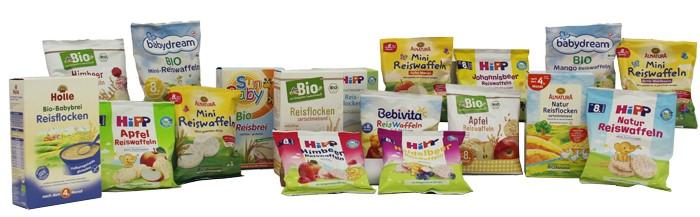 Alle getesteten Baby-Lebensmittel enthalten anorganisches Arsen