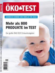 ÖKO-TEST Jahrbuch Kinder und Familie für 2018