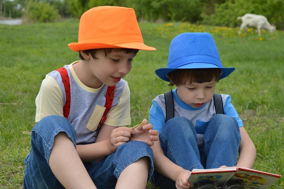 Kleine Leser können von der örtlichen Bücherei günstig mit neuem Lesestoff versorgt werden. (Quelle: VABo2040 (CC0-Lizenz)/ pixabay.com)