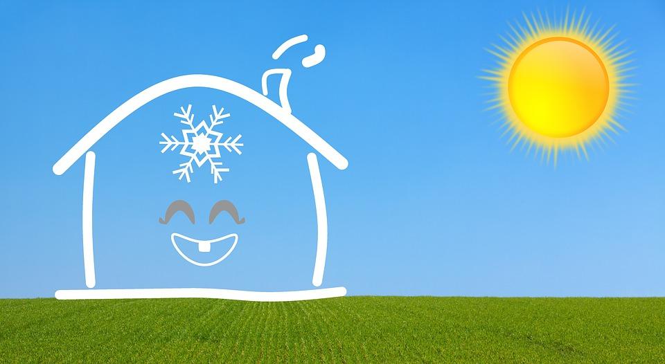 Sommerhitze - Kühle Wohnung ohne Klimaanlage