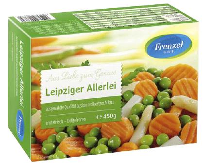 Leipziger Allerlei Tk