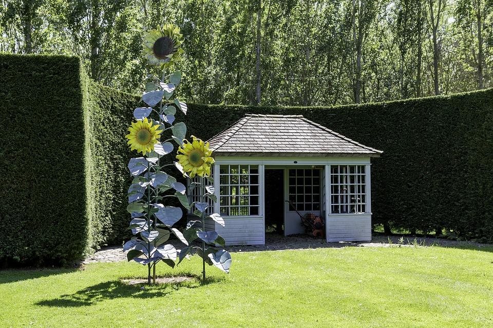 Das perfekte Gartenaus für den eigenen Garten finden