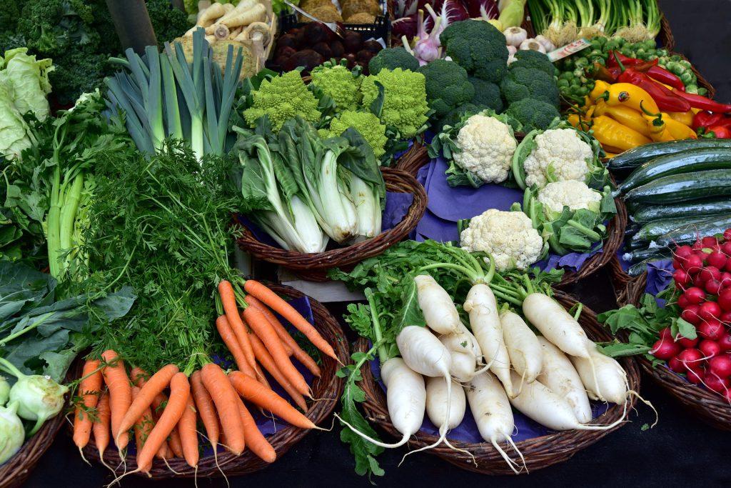 Clever essen: Vitamine und Mineralstoffe sind lebensnotwendig