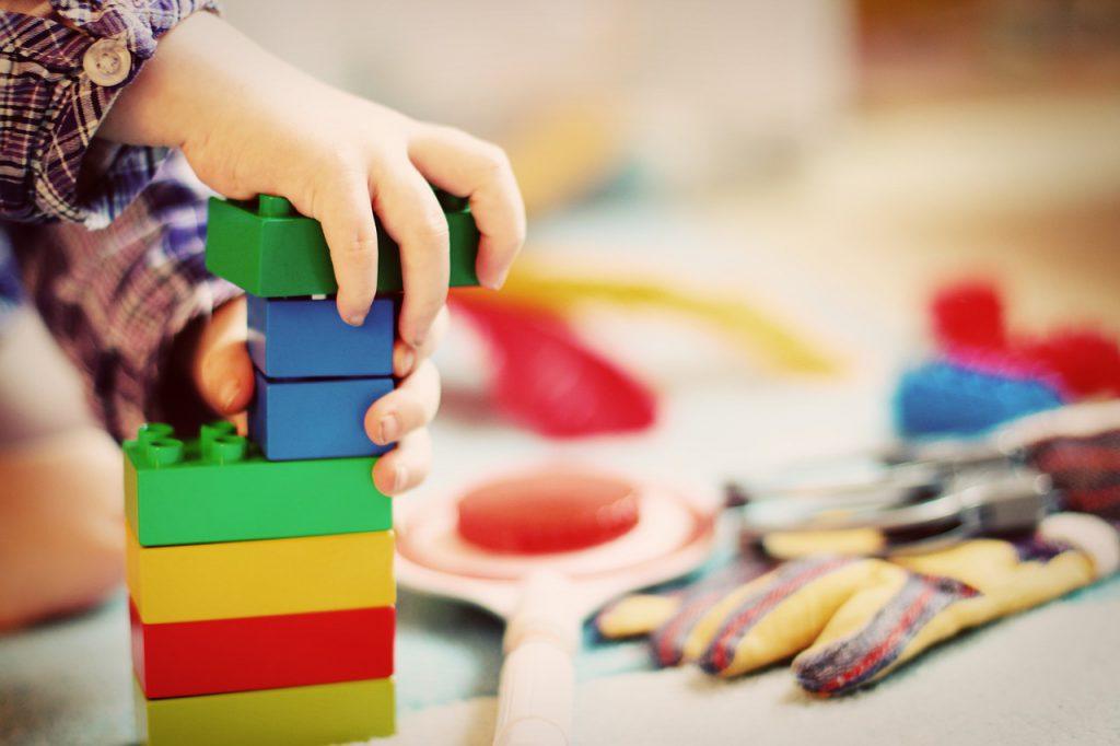 Kita & Co. - das zweite Zuhause für kleine Kinder