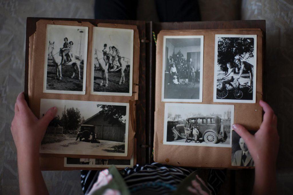 Alte Fotos zu betrachten, gleicht einer kleinen Zeitreise.