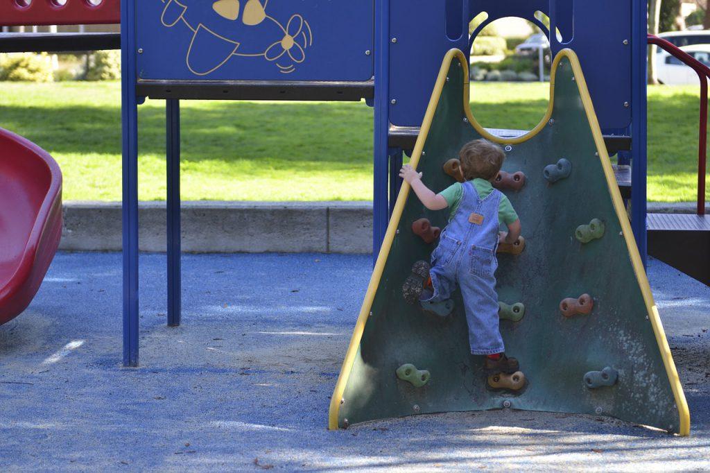 Kinder brauchen Bewegung, wenn sie sich gut entwickeln sollen