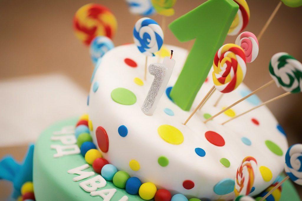 Ich habe Geburtstag!