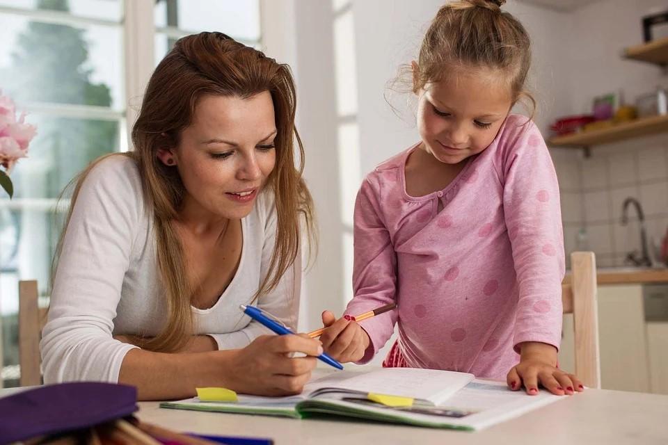 Zu Hause lernen: Wie Eltern ihre Kinder richtig begleiten
