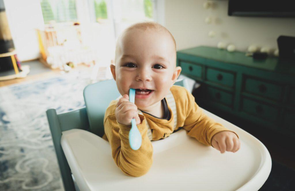 Beikost bei Babys richtig einführen