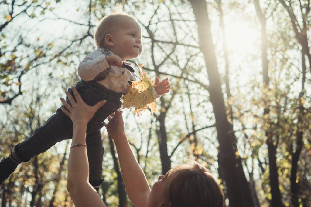 Wandern mit Baby - Wichtige Tipps