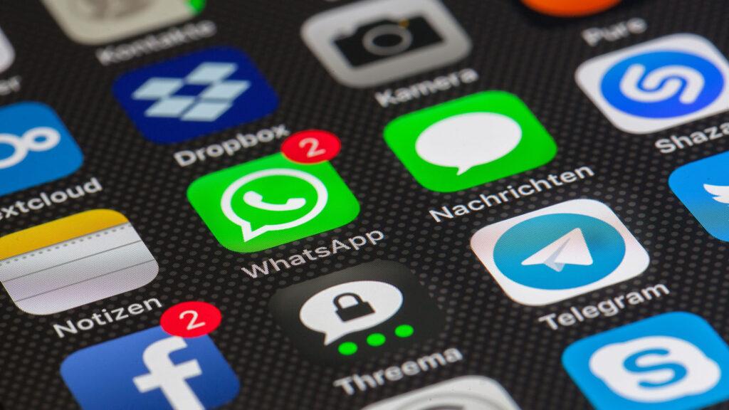 Lieblings-Apps der Generation Z